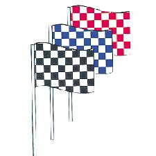 RT2 - CHECKER ANTENNA FLAGS