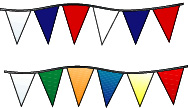 912S  POLY PENNANTS